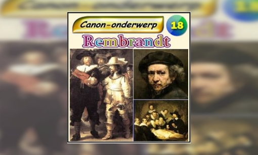 Plaatje Canon-pad Rembrandt