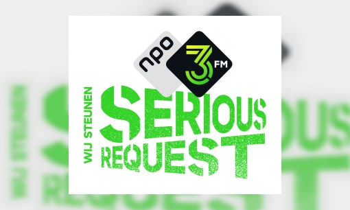 Plaatje Serious Request 2020: the lifeline