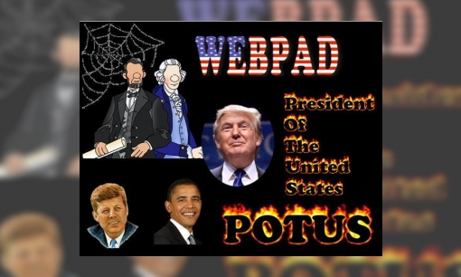 Plaatje Webpad President Of The United States