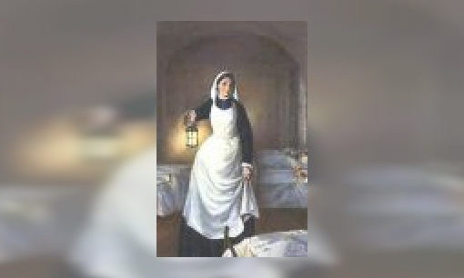 Plaatje Florence Nightingale