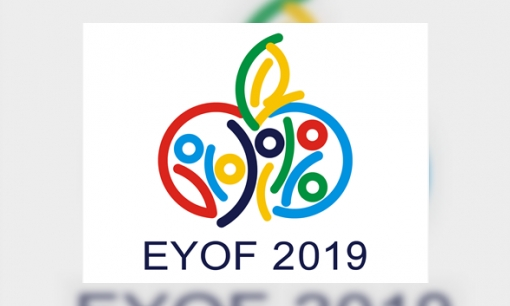 Plaatje EYOF 2019 (European Youth Olympic Festival)