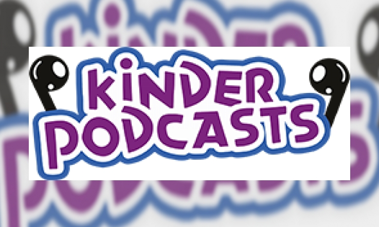 Plaatje Kinderpodcasts