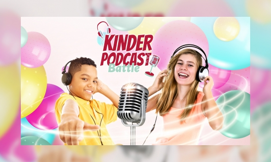 Kinderpodcast Battle
