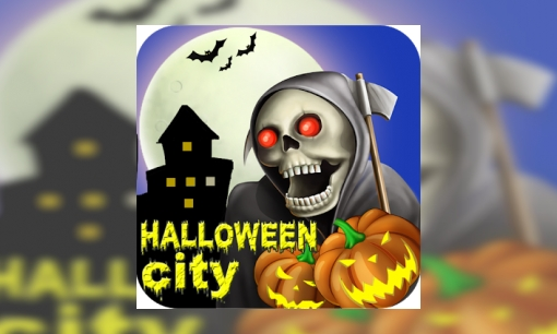 Plaatje Halloween City