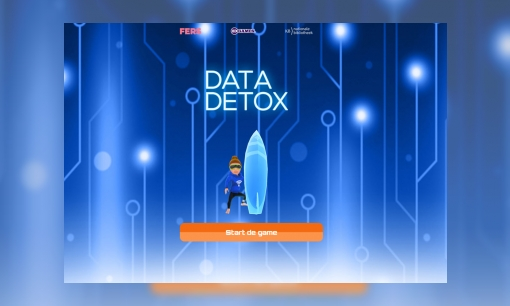 Plaatje Data Detox Game