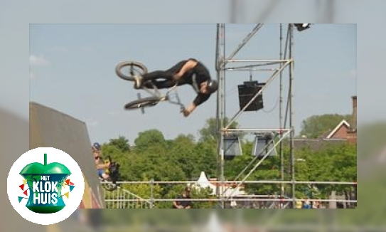 Plaatje BMX Freestyle