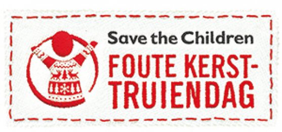 Save the ChildrenFoute kersttruiendag