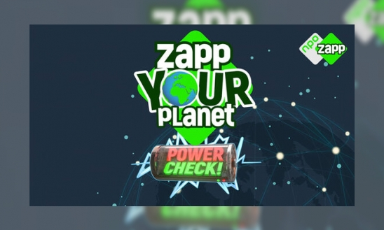 Plaatje Zapp Your Planet